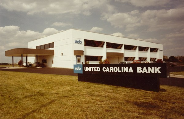 United Carolina Bank - Raleigh, NC • Architect Kurmaskie