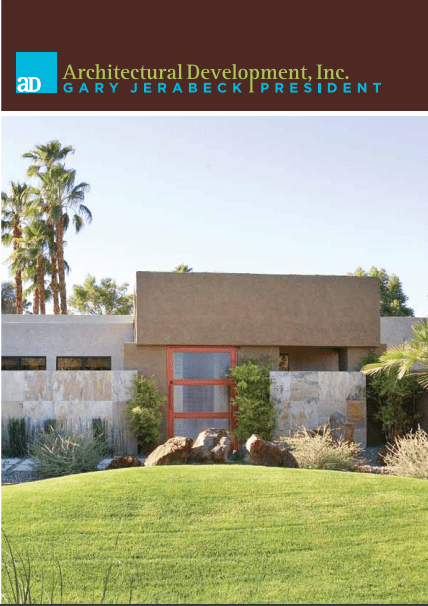Architectural Development, Inc. Brochure
