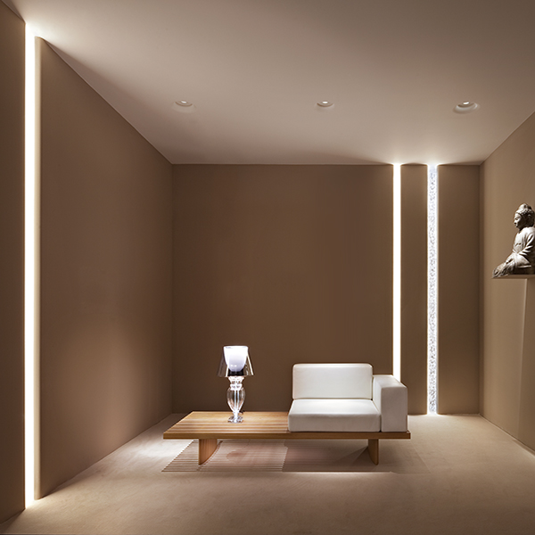 Starck Architectural Integrated Wall Light Flos