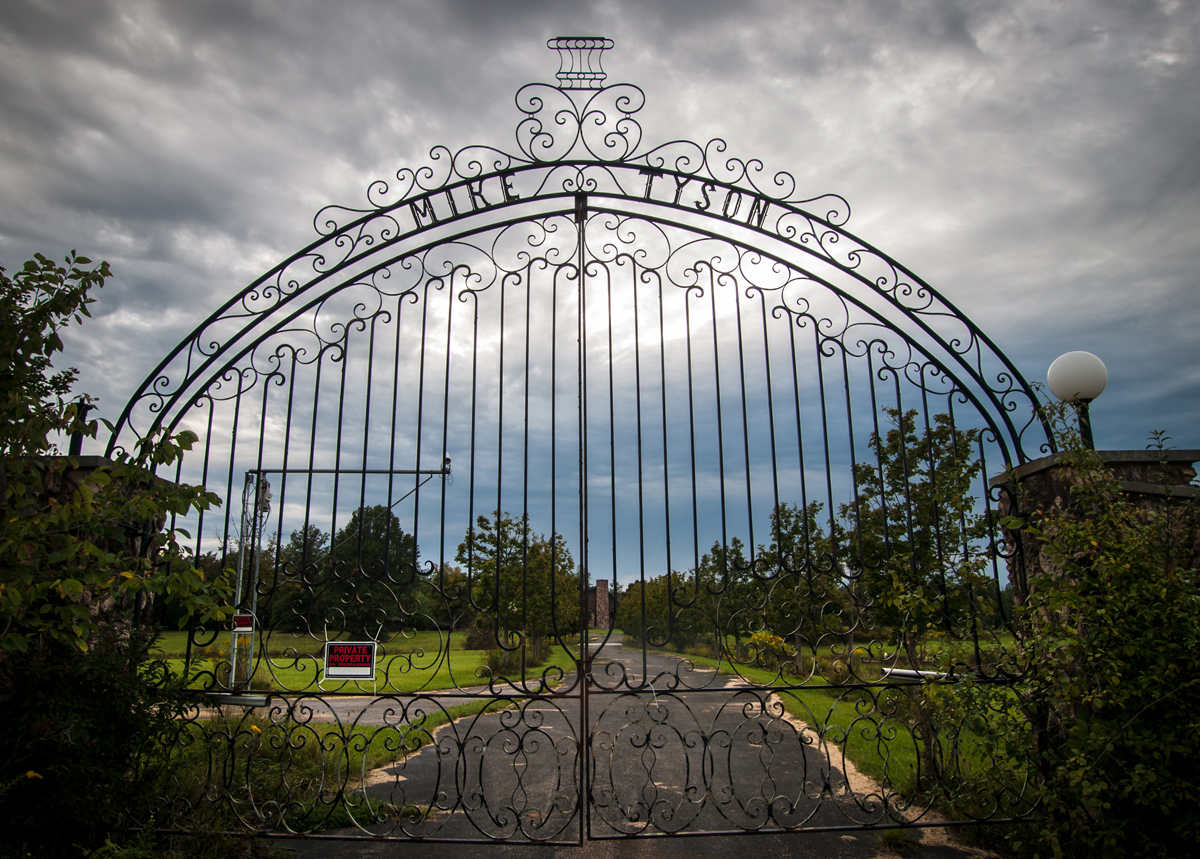 The Restoration of Mike Tyson's Abandoned Mansion