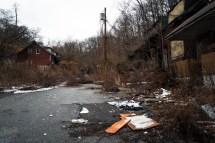 Eerie Abandoned Neighborhood Of Lincoln