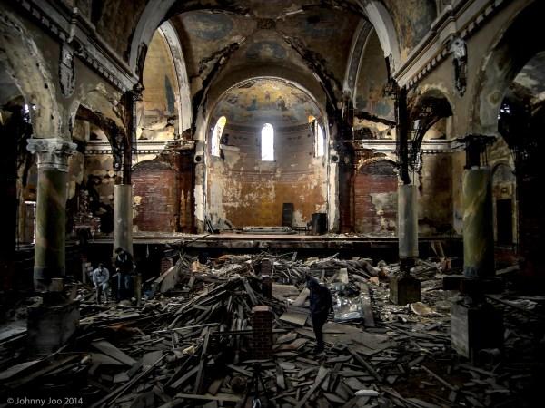 Abandoned Churches Cleveland Ohio