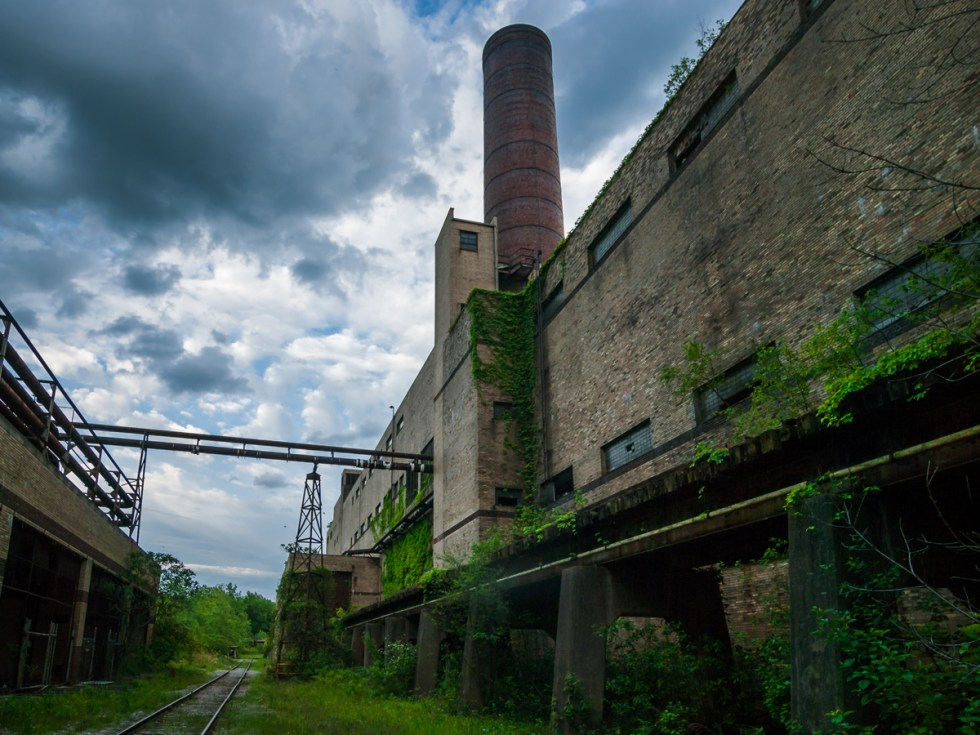 Ohio Abandoned Places in 2017