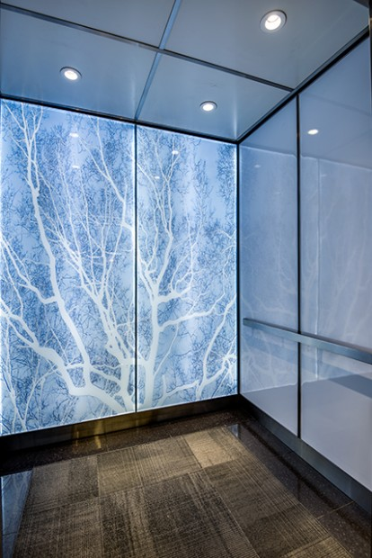 Elevator Cab Interiors Seattle Series Architectural
