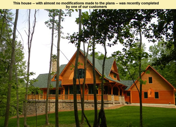 Maple Forest Country Cottage  Our 1 BestSelling Plans