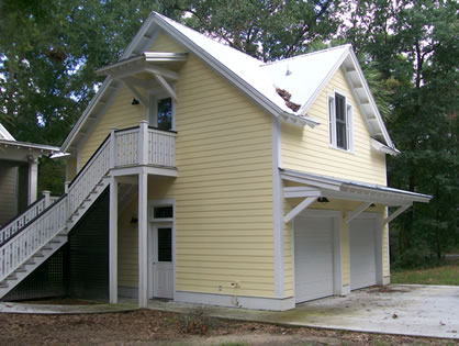 Craftsman Style 2 Car Garage Plans With A Studio Upstairs