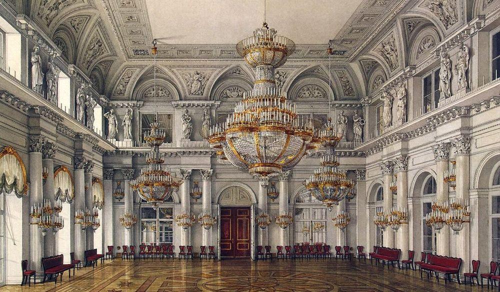 Классицизм периода Наполеоновской империи