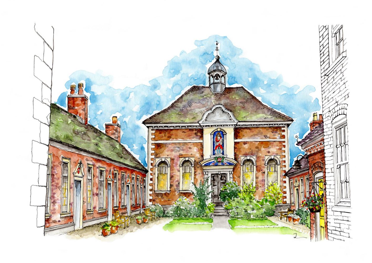 Berkeley Court Almshouses