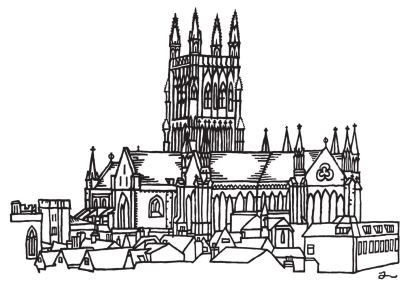 Worcester Cathadral