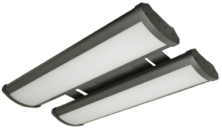 Architectural High Bay Linear Lighting Fixtures