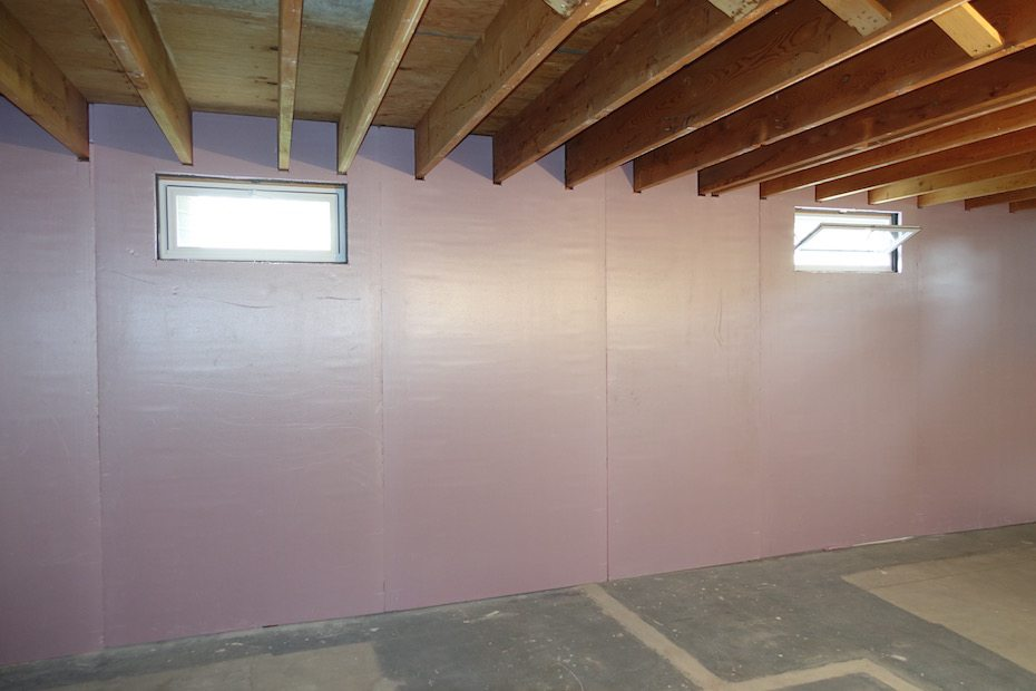 Waterproofing and Insulation