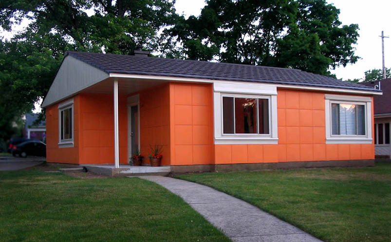 Architectural Integrity and the Lustron