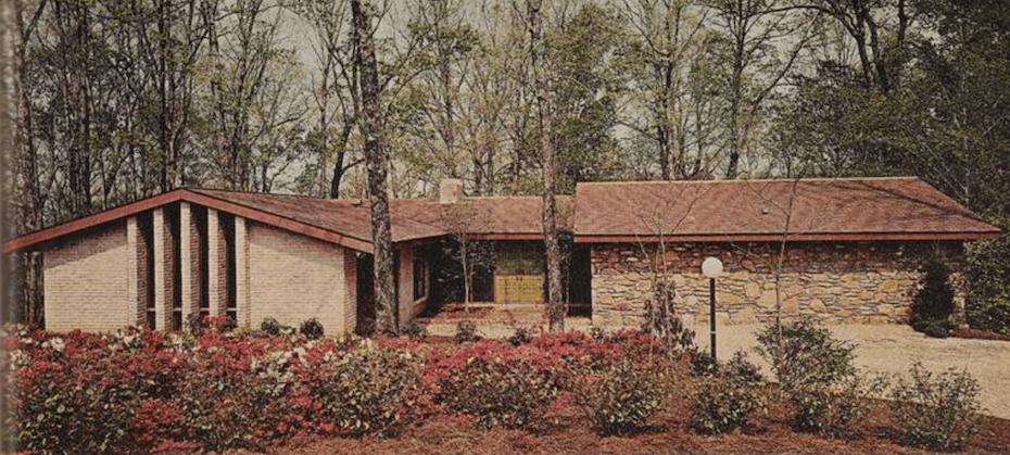 A 1970's BH&G Plan Book House
