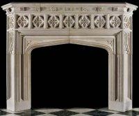 MODEL MFP189 Houston Tx - Custom Imported Marble Fireplace ...