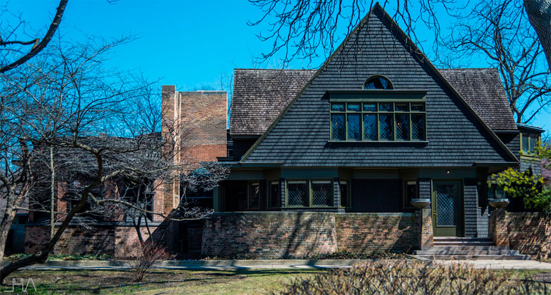 WRIGHT HOMESTUDIO The birthplace of a genius in Chicago