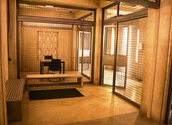 """True Blood"" Jail Cell Set The Western Group"