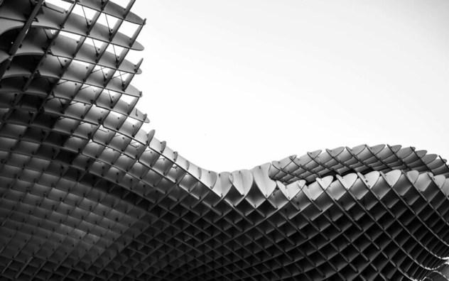 architecture structure parametrique