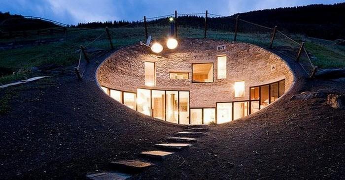 Underground Living In Switzerland House Hunting