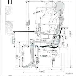 Ergonomic Chair Angle String Seat The Ergonomics Of Design Japanese Architecture