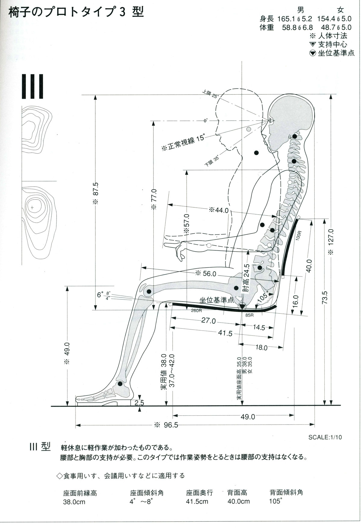chair design basics poppy high the ergonomics of japanese architecture prototype 03