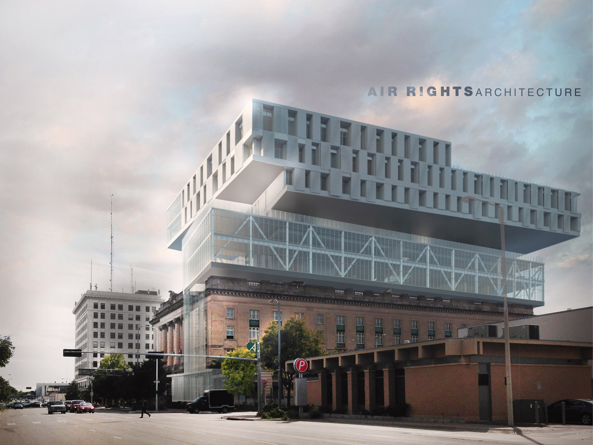 Air Rights Architecture  2015 SARA  NY Design Awards