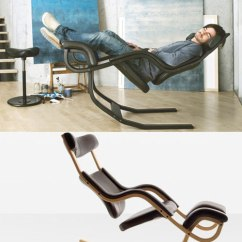Chair Design In Pakistan The Best Office Tables Chairs Art Architecture Gravity Lounger By Varier Furniture Has An Unconventional But It Certainly Looks Comfortable Makers Claim That Sitting This Is
