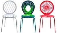 Colorful chairs | Architecture & Interior Design