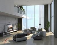 Grey interior design | Architecture & Interior Design