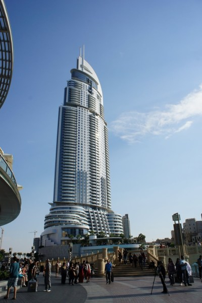 The Address Dubai Marina – the heaven for any traveller ...