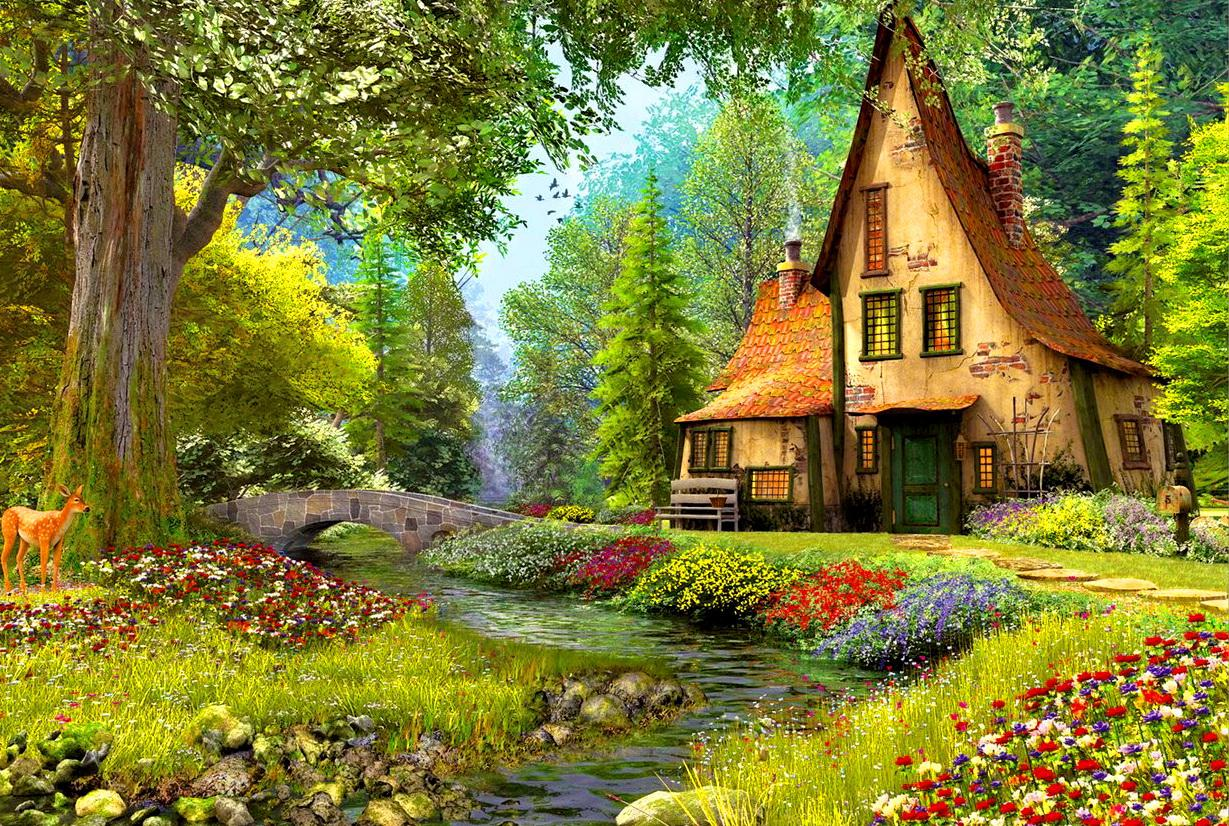Winnie The Pooh Fall Desktop Wallpaper Rustic House Architecture Amp Interior Design