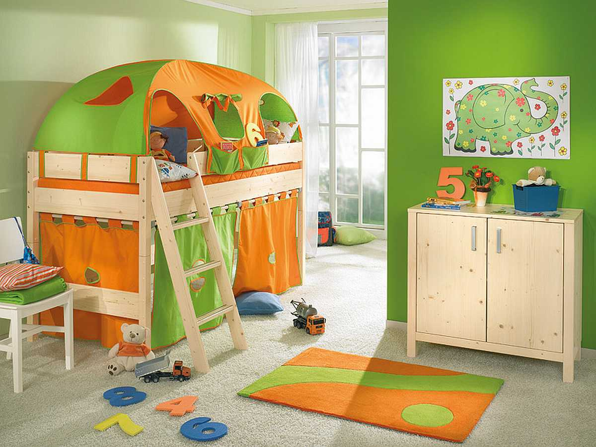 Beautiful children room  Architecture  Interior Design