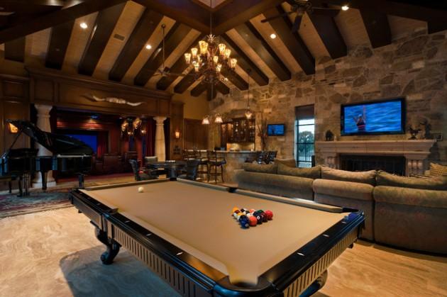 Gaming Room Interior Design Ideas Novocom Top