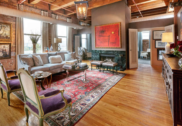 16 Fabulous Eclectic Living Room Designs That Will Inspire
