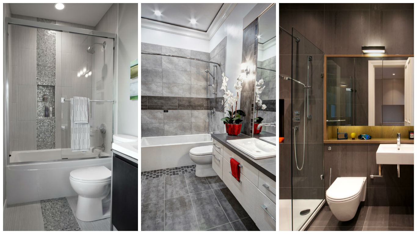 18 Functional Ideas For Decorating Small Bathroom In A