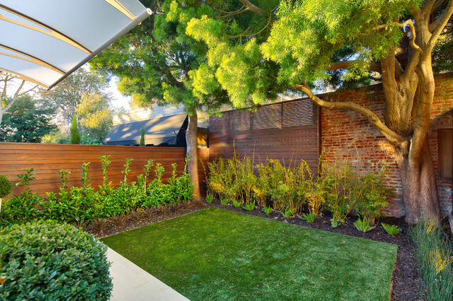 20 Stunning Contemporary Landscape Designs That Will Take