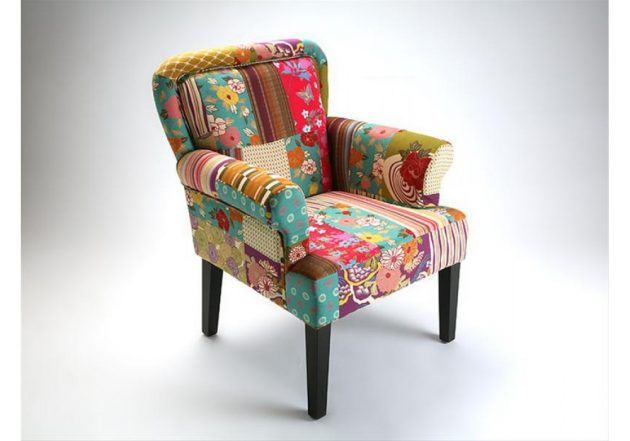 Small Upholstered Bedroom Chair 16 Extravagant Colorful Chair Designs That Will Catch Your Eye
