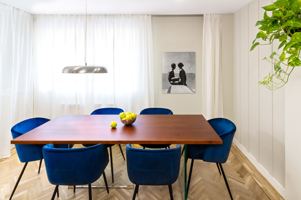 15 Wonderful Scandinavian Dining Room Interiors You're