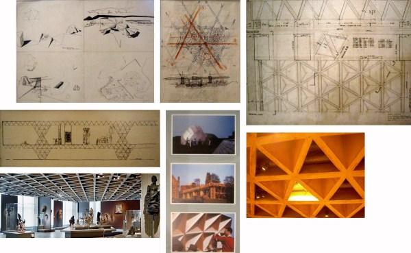Dreamer Louis Khan Exhibition Design Museum
