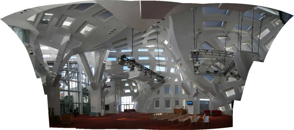 Live Activity Center gehry las vegas