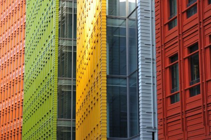 Central St. Giles Court, London
