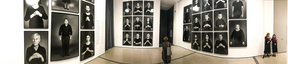 At The Broad - Shirin Neshat Exhibition, 2019