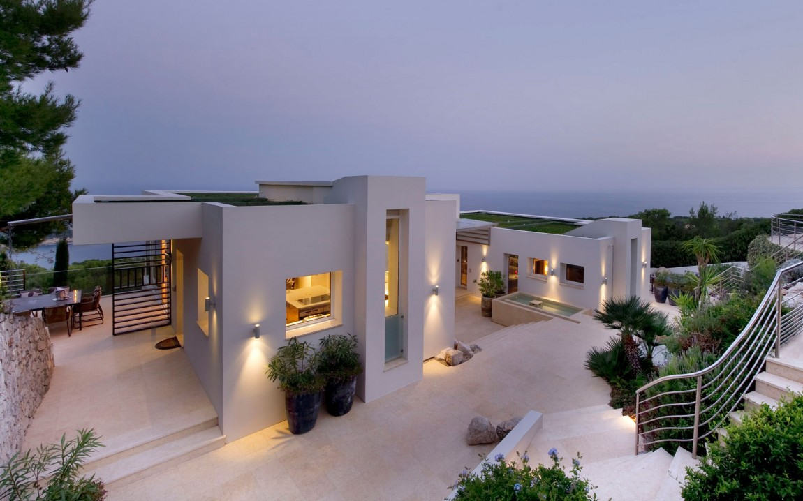 Luxury Dream Home In Mediterranean Paradise Architecture