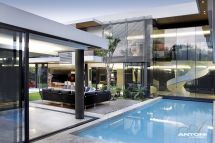 Modern Mansion Interior Design