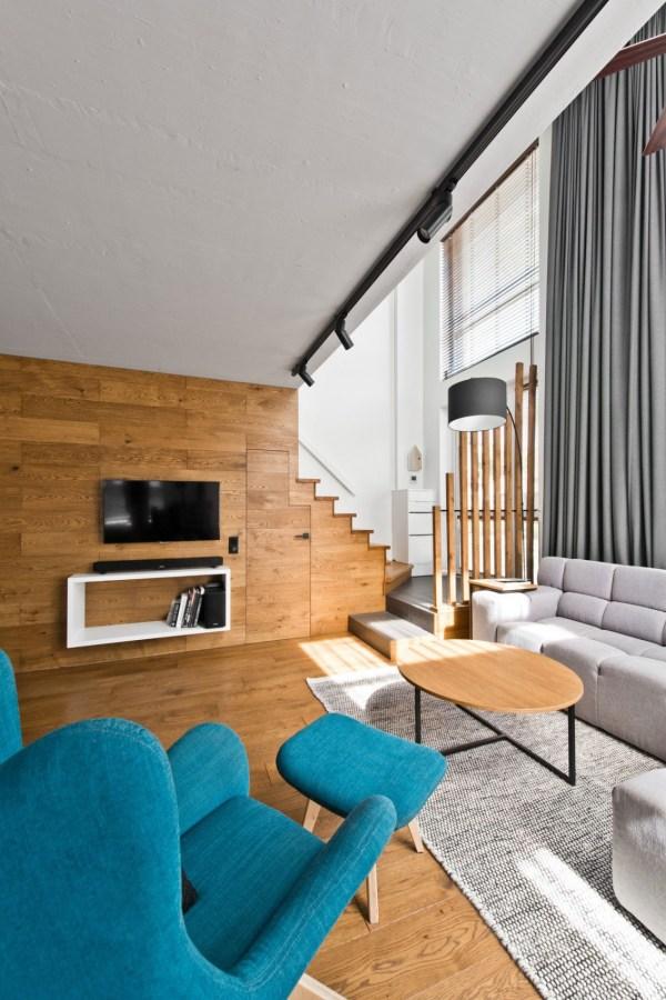 Scandinavian Interior Design In Beautiful Small