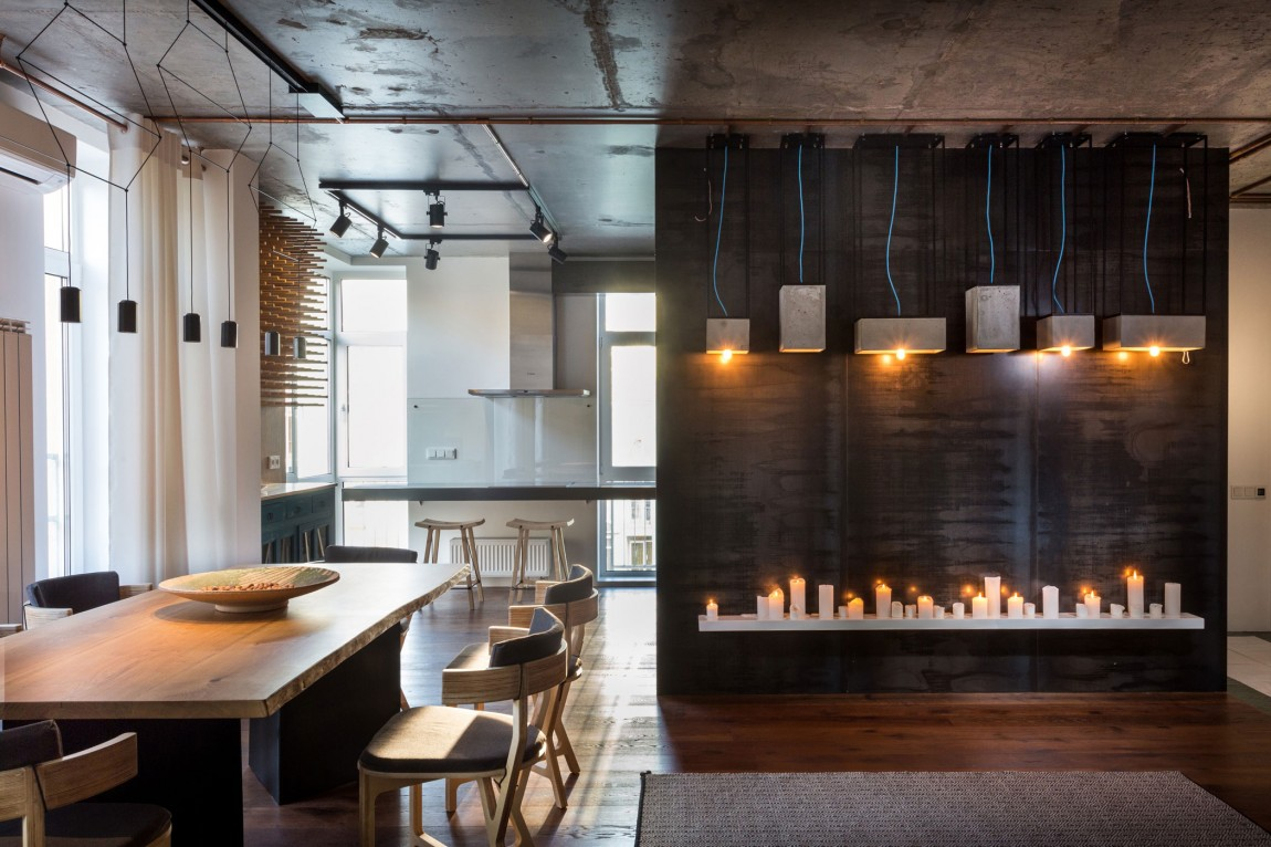 Modern Interior Design: True Apartment By SVOYA
