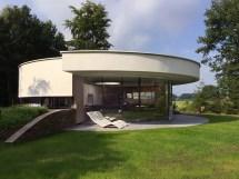 Modern Circular House Designs
