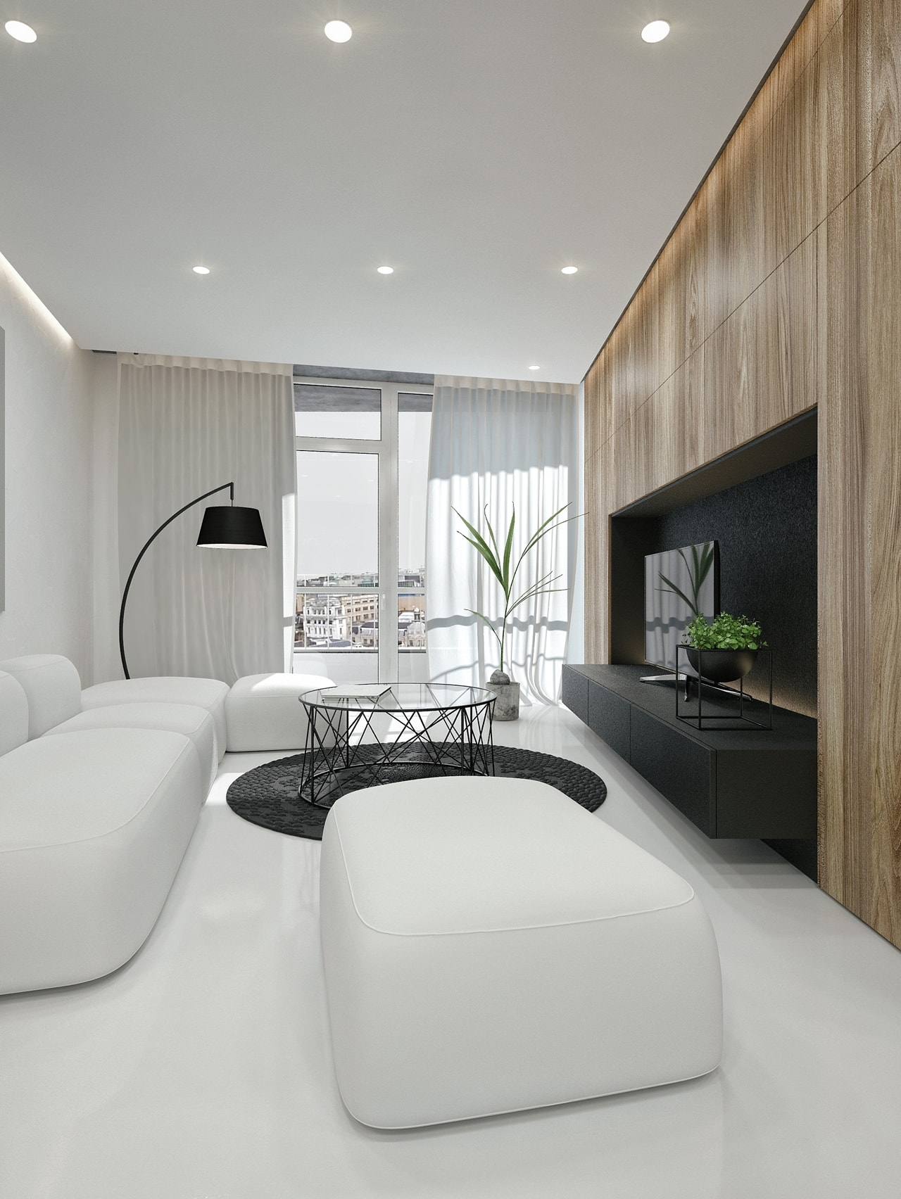 white modern living room paint colors for with green carpet black and interior design ideas apartment by id
