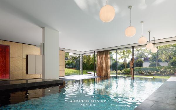 Modern Villa Design Incredible Su House Alexander