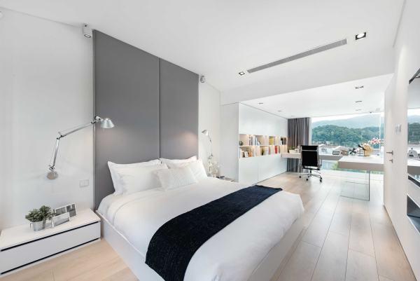 modern minimalist bedroom design Modern Minimalist House Design with an Admirable Decorating Ideas - Architecture Beast