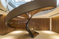 This Spiral Staircase Will Turn Any Home Into Modern ...